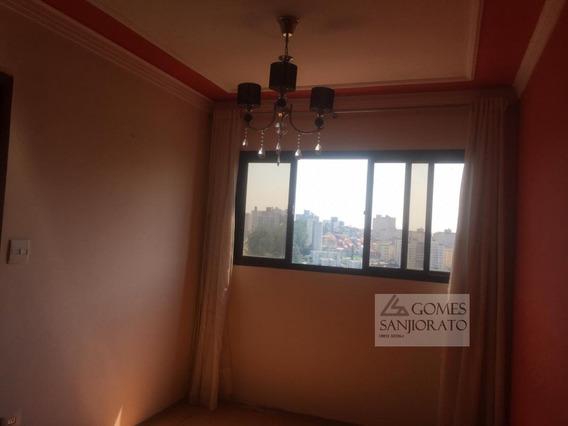 Apartamento Para Alugar No Bairro Jardim Pedroso Em Mauá - - 3234-2