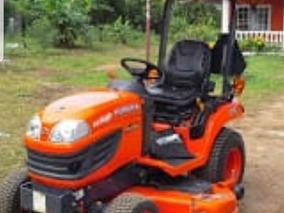 Tractor Kubota De 26 Hp Con Chapeadora