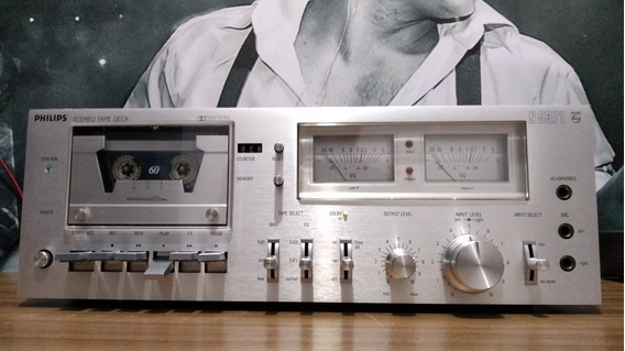 Tape Deck Philips N5371 Original