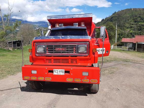 Volqueta Chevrolet C 70 149 Modelo 1981