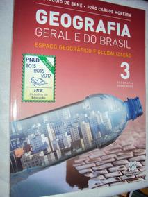 Geografia Geral E Do Brasil 3 Ensino Médio (sebo Amigo)