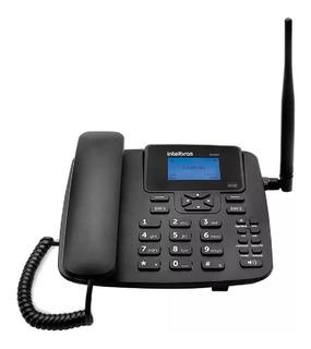 Telefone Celular Fixo Rural Gsm Cf4202 Intelbras