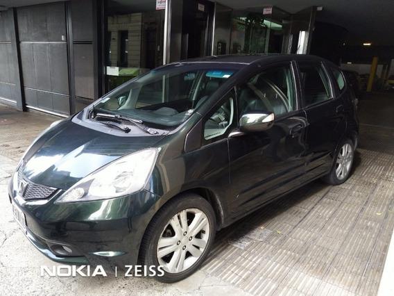 Honda Fit Alta Gama 2010 Exl 1.5 5 Puertas, Tapizado Cuero