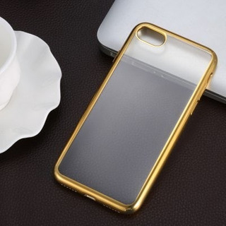 Capa Para iPhone 7 - Tpu Golden