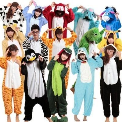 Fardo De Pijamas Kigurumi Y Personajes Famosos 20 Un.