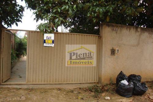 Casa  Residencial À Venda, Jardim Novo Ângulo, Hortolândia. - Ca1262