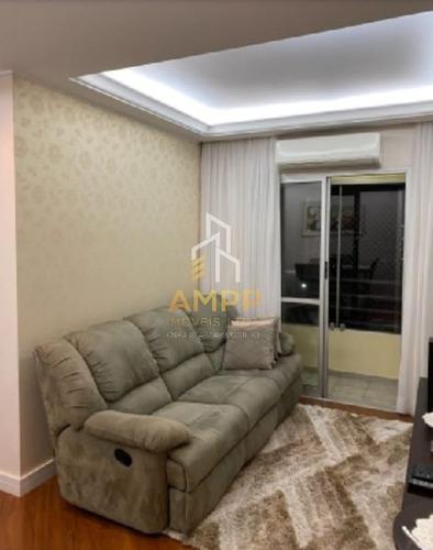 Imagem 1 de 10 de Apartamentos - Residencial - Condomínio Detroit              - 1433