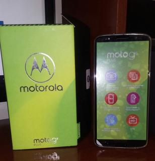 Smartphone Motorola Moto G6 Plus - Semi Novo