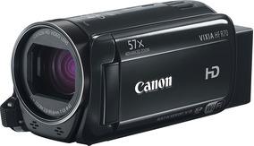 Filmadora Canon Vixia Hf R70 (novo - Pronta Entrega)