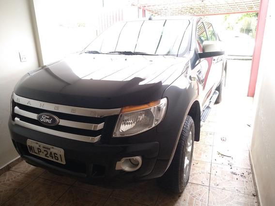 Ford Ranger - Cabine Dupla - Xlt - 2014