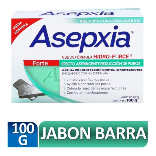 Asepxia Jabón Forte 100 Gr