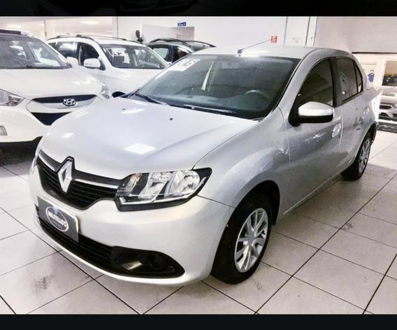 Renault Logan 1.0 Completo 2015 Flex