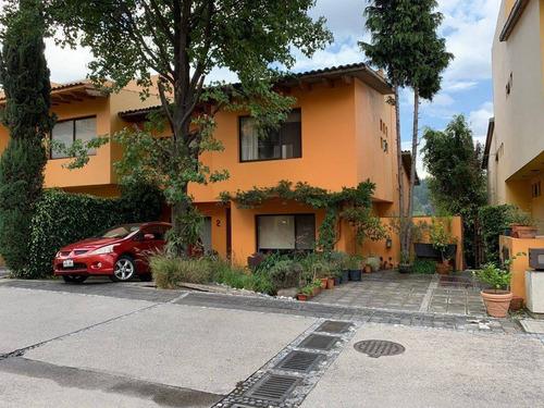 Imagen 1 de 22 de Casa En Condominio Lomas San Angel