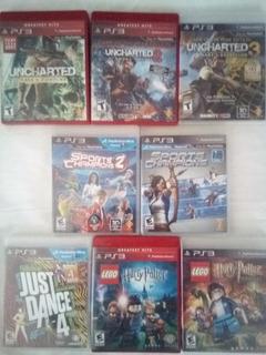 Juegos Para Play Station 3 Originales I0greens
