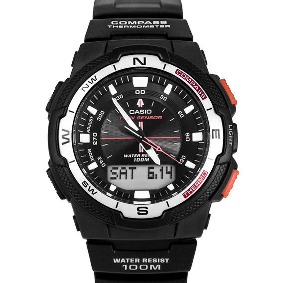 Relógio Casio Masculino Outgear Sgw-500h-1bvdr