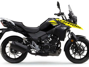 Moto Suzuki Vstrom 250 Xt 2018 Concesionaria Motorama