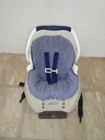Porta Bebe Con Base Para Vehículo Graco