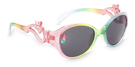 Óculos De Sol Ariel - Disney - Com Proteção Na Lente Uv