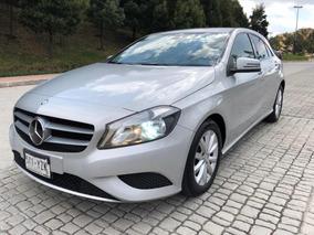 Mercedes-benz Clase A 1.6 180 Cgi At 2013