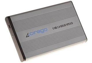 Cirago 640 Gb Usb 20 Almacenamiento Portatil Cst1640r