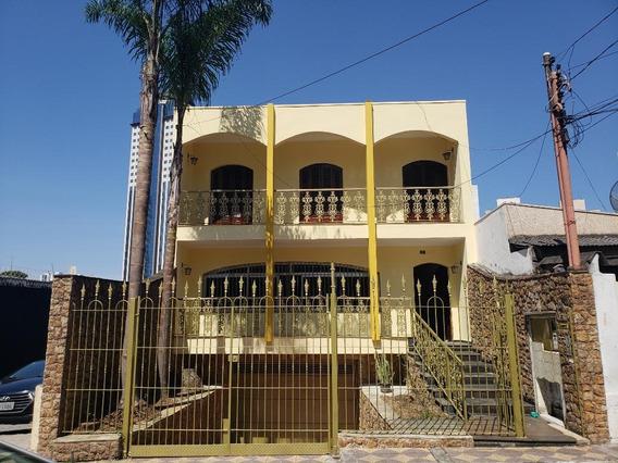 Sobrado Com 3 Dormitórios Para Alugar, 420 M² Por R$ 5.000/mês - Centro - Guarulhos/sp - So1738
