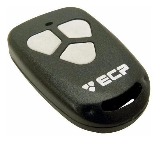 Controle Remoto Para Alarme E Motor De Portão Ecp Fit 433mhz
