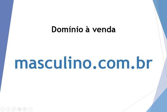 Domínio Masculino.com.br