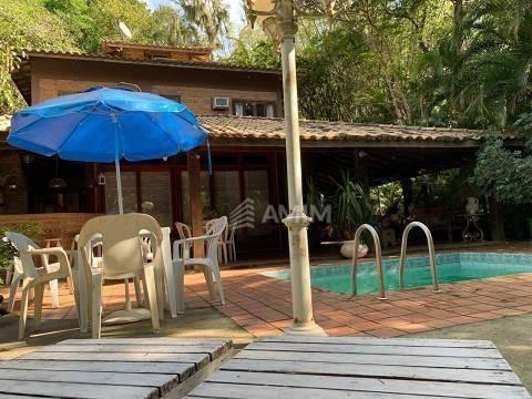 Casa Com 5 Dormitórios À Venda, 220 M² Por R$ 1.150.000,00 - Itaipu - Niterói/rj - Ca0789