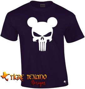 Playera Mickey Mouse Mod.07 By Tigre Texano Designs