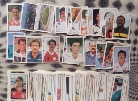 Figurinhas Do Campeonato Brasileiro De 1988 E 1989 (reuso)