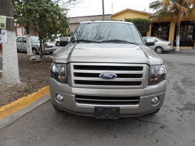 Ford Expedition 2009 5.4 Max Limited V8 4x2 Mt Unico Dueño