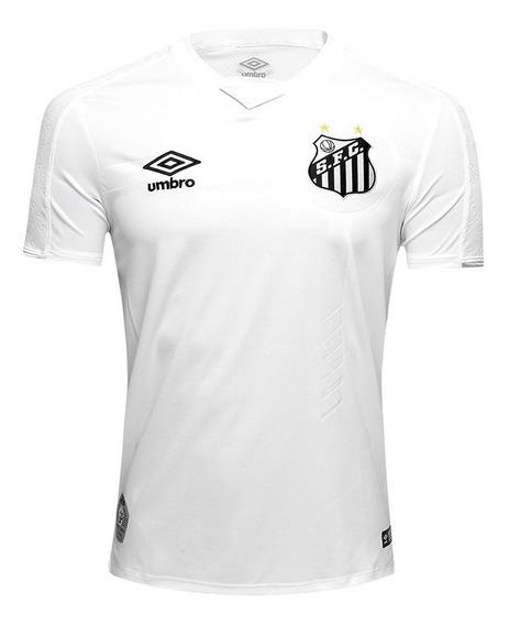 Camisa Do Santos F.c. Ill 2019/20 S/n° - Original Lançamento