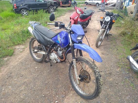 Cano Descarga Escapamento Yamaha Xtz 125cc 2007