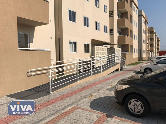 Apartamento Minha Casa Minha Vida À Venda, São Vicente, Itajaí. - Ap2406