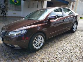 Kia Cerato 2011 Ex2 Manual Vinho Ùnico Dono Licenc.2019 Gas