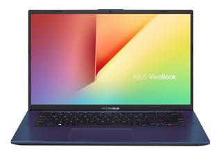 Laptop Asus Vivobook 14 A412da-bv235t Amd R5 8gb 512gb W10