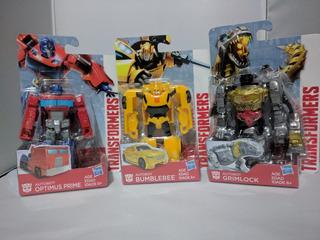 Transformers Authentic Paquete De 3