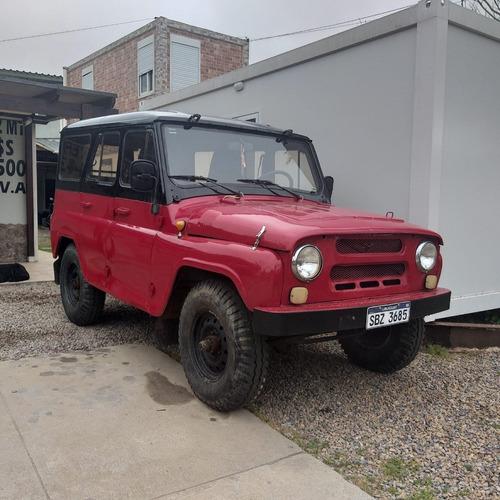 Jeep Uaz 4x4 Del 2002
