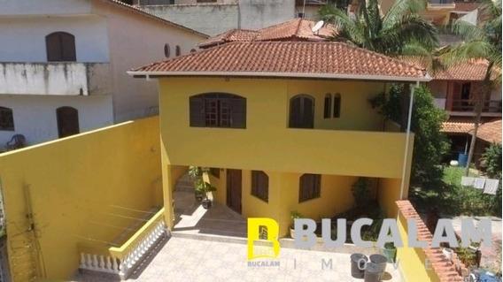 Casa Para Venda Com Edícula Em Itapecerica Da Serra - 3776-m