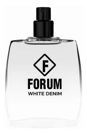Eau De Cologne Forum White Denim Unissex
