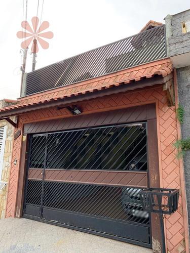Imagem 1 de 15 de Casa Sobrado Em Jardim Três Marias  -  São Paulo - 5589