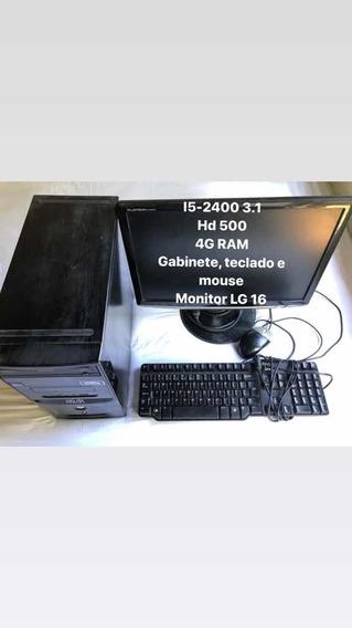 Computador Pc I5