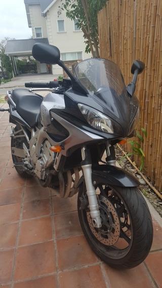 Yamaha Fazer 600 2006 Como Nueva Original + Escapes Scorpion