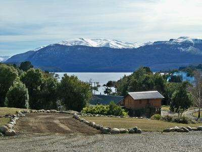 Inmejorable Lote Con Vista Al Lago Lolog
