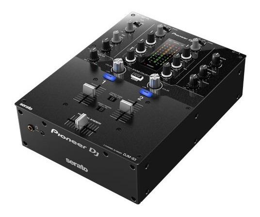 Djm S3 Mixer Pioneer Djm S3 Serato Promoção