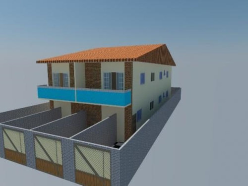 Imagem 1 de 14 de Casa No Litoral Sul, Com 2 Dormitórios Em Itanhaém/sp 4183pc
