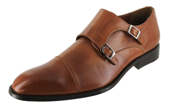 Evolución- Zapato Vestir Fashion-62830 Naranja