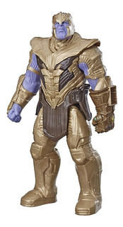 Muñeco Thanos Marvel Avengers End Game Titan Hero
