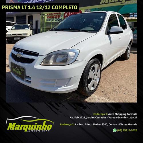 Imagem 1 de 8 de Chevrolet Prisma 2012 1.4 Lt Econoflex 4p