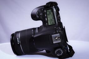Câmera Canon 60d + Kit De Lentes